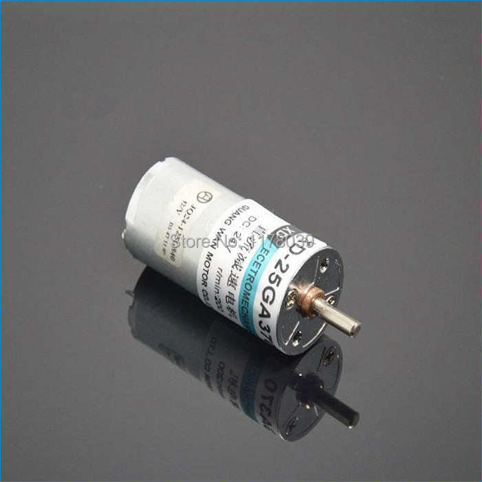 12v 24v micro dc gear electric motor slow speed reversible for Low speed dc motor 0 5 6 volt