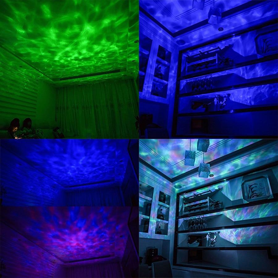 projetor lampada recarregavel usb led night light 03