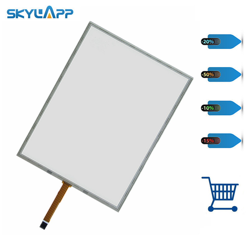 Skylarpu 5 wire Touch screen 266mm*203mm 266*203mm forHoneywell LXE VX9 Forj rugged wireless vehicle-mount computers digitizer rompin 100pcs bag red carp fishing bait smell grass carp baits fishing baits lure formula insect particle rods suit particle