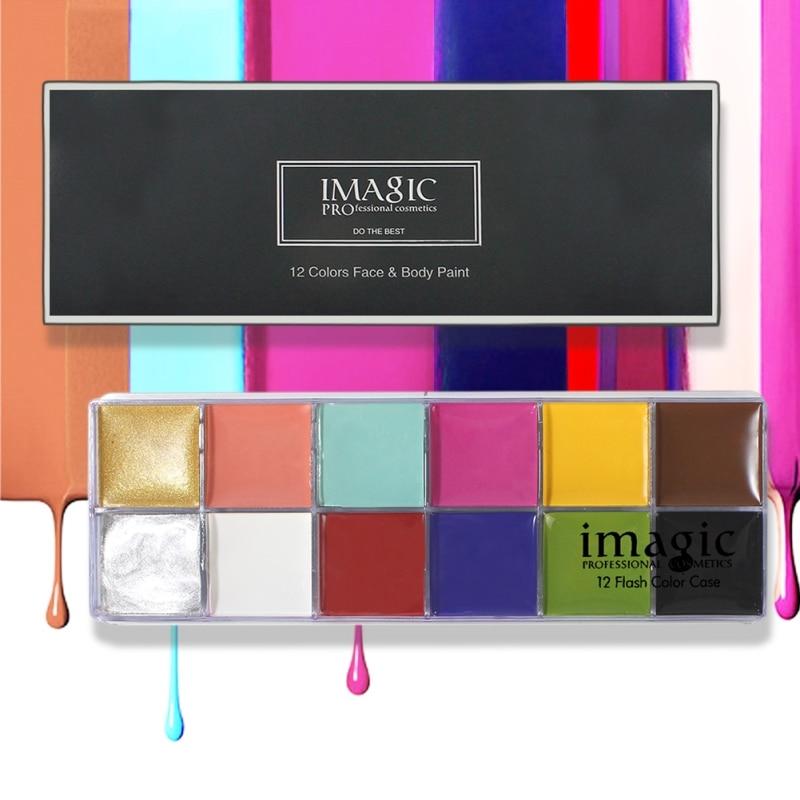 Aliexpress.com : Buy IMAGIC Brand Face Body Paint Halloween Makeup ...