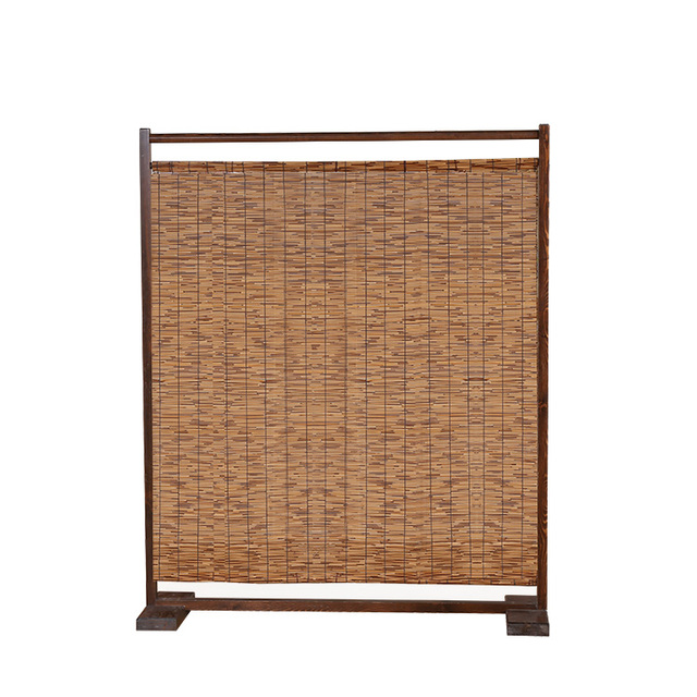 Decorative WoodBamboo Room Divider Screen Bamboo Furniture Privacy