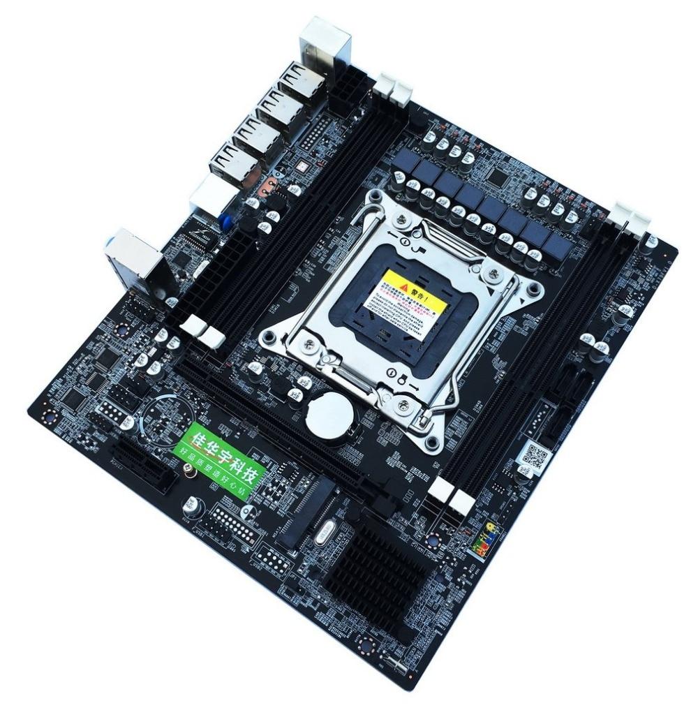 X79 E5 motherboard golden V2.49 LGA2011 ATX USB3.0 SATA3 PCI-E NVME M.2 SSD support REG ECC memory and Xeon E5 processorX79 E5 motherboard golden V2.49 LGA2011 ATX USB3.0 SATA3 PCI-E NVME M.2 SSD support REG ECC memory and Xeon E5 processor