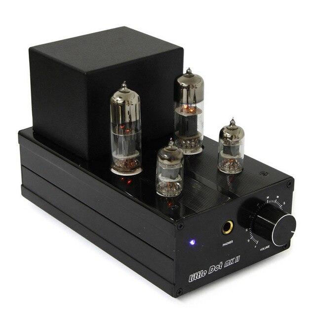 Little Dot MK II MK усилители 2 Tube Усилитель Для Наушников/Предварительный усилитель ламповый усилитель Hifi Аудио Предусилитель
