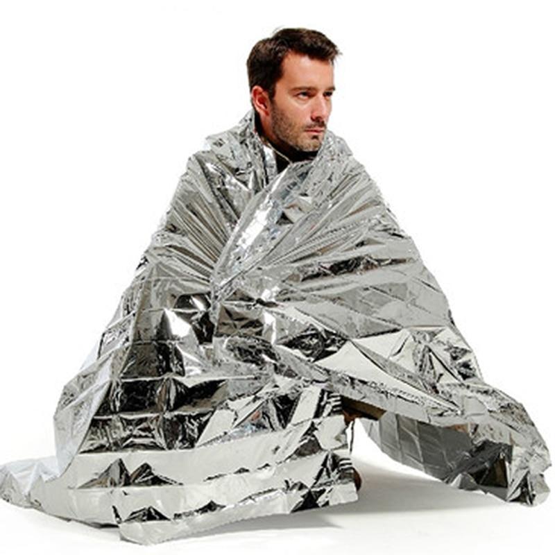 Portable Waterproof Emergency Space Rescue Thermal Foil