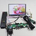 TV PC HDMI AV RF USB AUDIO driver Board 7inch N070ICG LD1 1280x800 IPS touch lcd