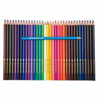 Bianyo 48 Colors Wooden Color Pencils Sets Artist Painting Drawing Pencil For School Oil Colored Pencils