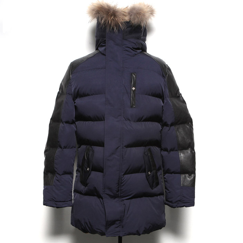 Compare Prices on Mens Long Winter Coats Hood- Online Shopping/Buy ...
