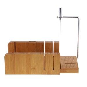 Image 2 - Gỗ Xà Phòng Cắt Ổ Bánh Khuôn Mẫu Khuôn Với Beveler Máy Bào Và Dây Cắt Lát Cắt Làm Dụng Cụ Cắt Handmade Thủ Công