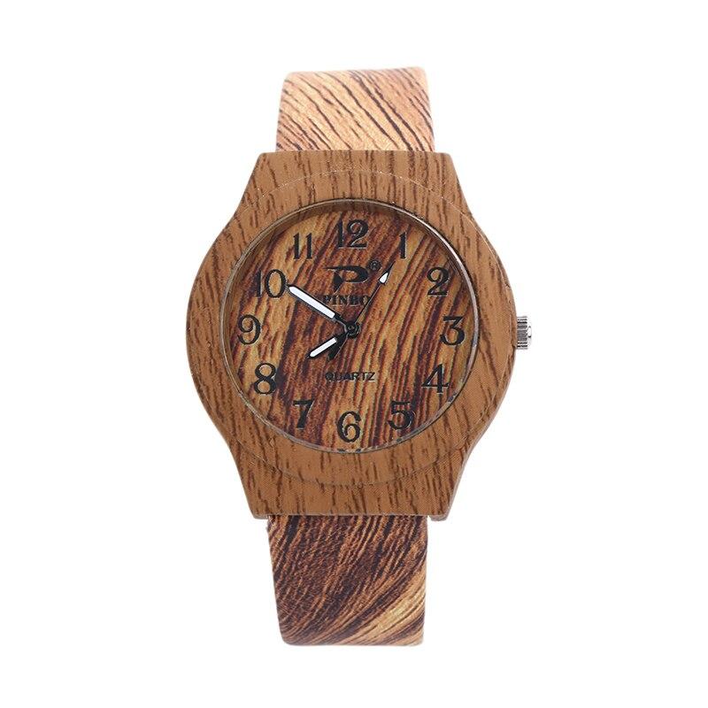 reloj mujer New Arrival Brand New font b Wooden b font Wrist font b Watch b