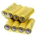 8 ШТ. NICD AA Батареи 1.2 В Перезаряжаемые никель-кадмиевых Батарей 1.2 В Ni-Cd aa 2A Baterias bateria recargable