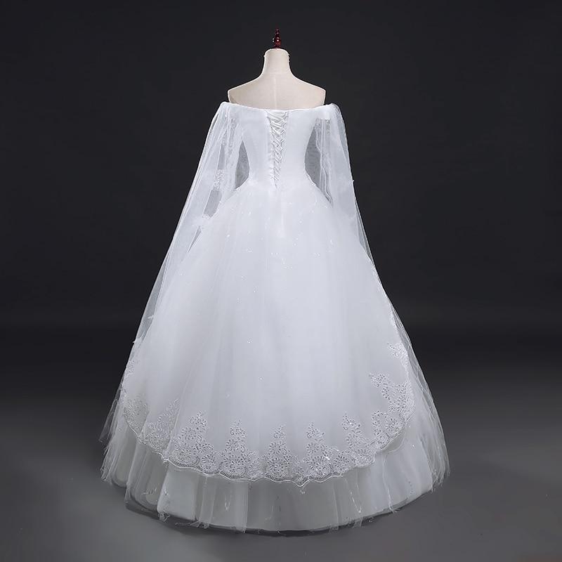 Freies Verschiffen Real Photo Günstige Brautkleider China Plus Größe ...