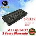 6 células bateria para MSI A5000 A6000 A6200 A6203 A6205 A7200 Series BTY-L74 BTY-L75