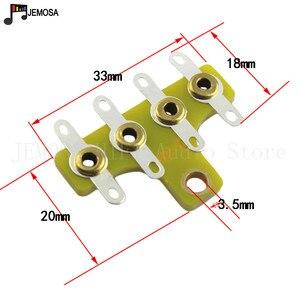Image 3 - 5PCS DIY 프로젝트 오디오 태그 스트립 태그 보드 터렛 보드 터미널 러그 보드 오디오 빈티지 튜브 앰프