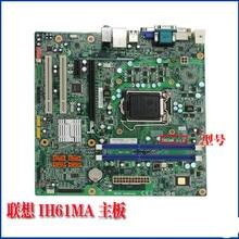 Для lenovo ih61ma v:. 10 original used desktop материнских плат для intel h61 lga 1155 ddr3 поддержка cpu g2020
