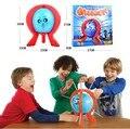 1 pcs Hot Ins Boom Boom Balão Família Cutucando Game.10 ballons Brinquedos de Diversão para A Família
