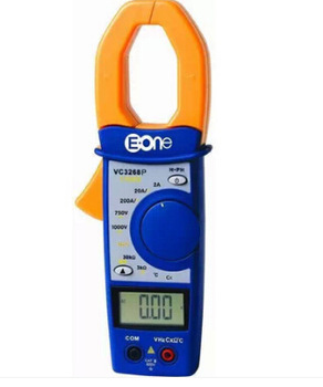 E ONE VC3268P True RMS Clamp small current power meter performance