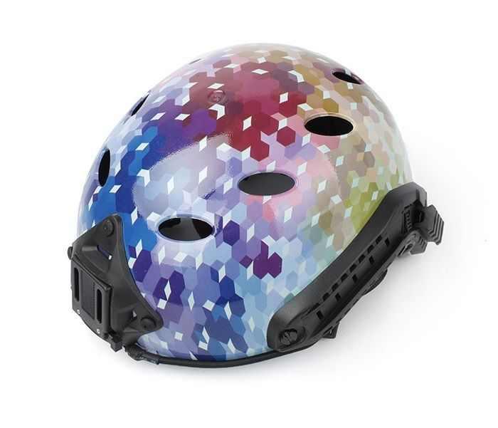 FMA casco rápido casco táctico tipo PJ para Airsoft Paintball casco de ciclismo
