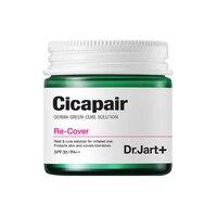 Dr.Jart+ Cicapair Re Cover 50ml Face Cream Skin Color Correction Moisturizing Cream Facial Serum Skin Inflammation Scar Healing