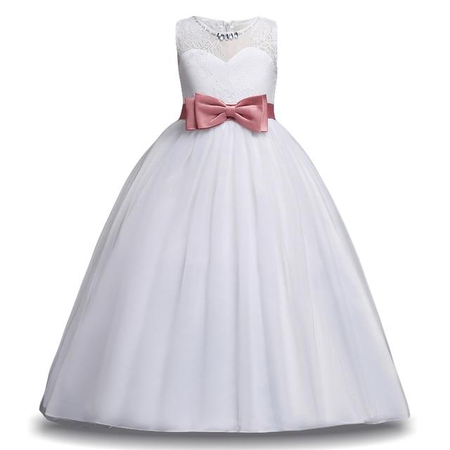 b42e3111632 Vestido elegante de flores para niñas vestido de princesa para niños  vestidos de fiesta de boda