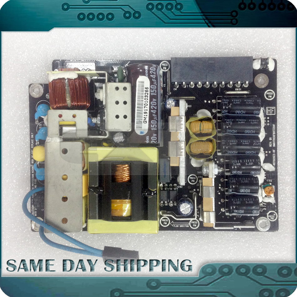 TOP Quality! New A1224 Power Supply for Apple iMac 20 A1224 180W HP-N1700XC ADP-170AF B 614-0421 614-0438 614-0415 2007-2009 614 0383 api6pc01 661 4001 614 0382 dps 980ab a 980w power supply for m pro ma356 fbd 667 memory 4 core 2006 2007 a1186