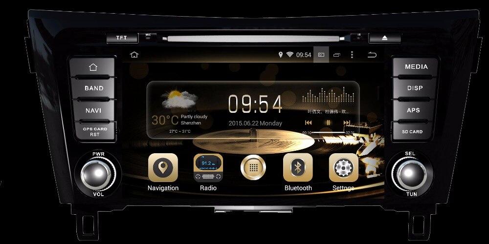 Встроенная память 32 г Octa core Android 6.0 Fit Nissan X-Trail/Qashqai/Dualis/ROUGE 2013- 017 dvd-плеер автомобиля Мультимедиа Навигация DVD Радио