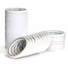 Двухсторонняя лента tisanes клей канцелярские deli 30400 двухсторонний