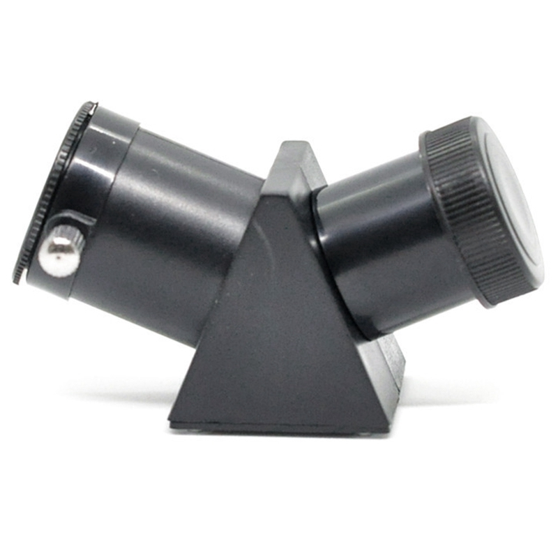 0 965Inch 24 5Mm 45 Degree Erecting Image Prism Zenith Diagonal Mirror Diagonal Adapter For Refracting Astronomical Telescop in 360° Video Camera Accessories from Consumer Electronics