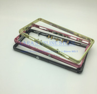 Genuine New Middle Frame Bezel Plate Metal Housing Cover Dust Plug For Sony Xperia Z1 Compact