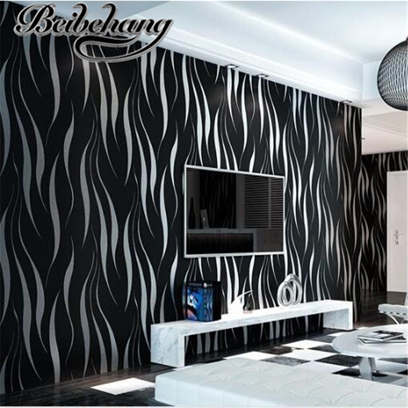 beibehang non-woven wallpaper modern minimalist living room bedroom TV backdrop 3D three-dimensional wave green papel de parede beibehang customize universe star large mural bedroom living room tv background wallpaper minimalist 3d sky ceiling wallpaper