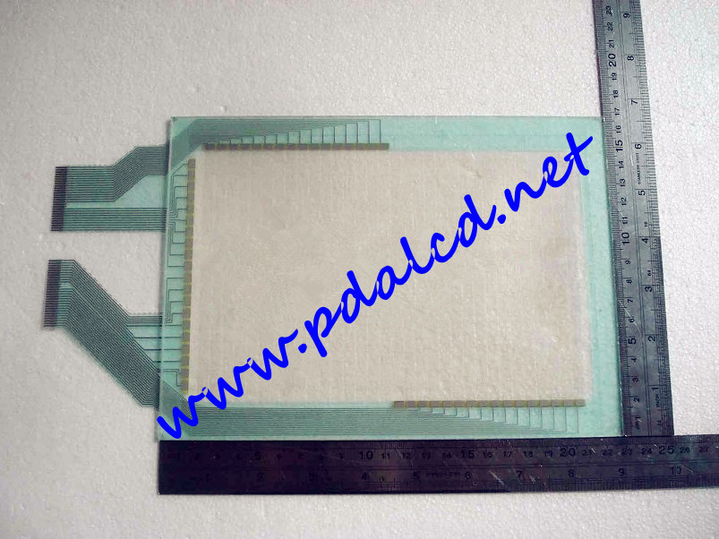 touchscreen for DMC-2306 Panel Membrane touch Screen Glass new dmc ast075a touch screen glass