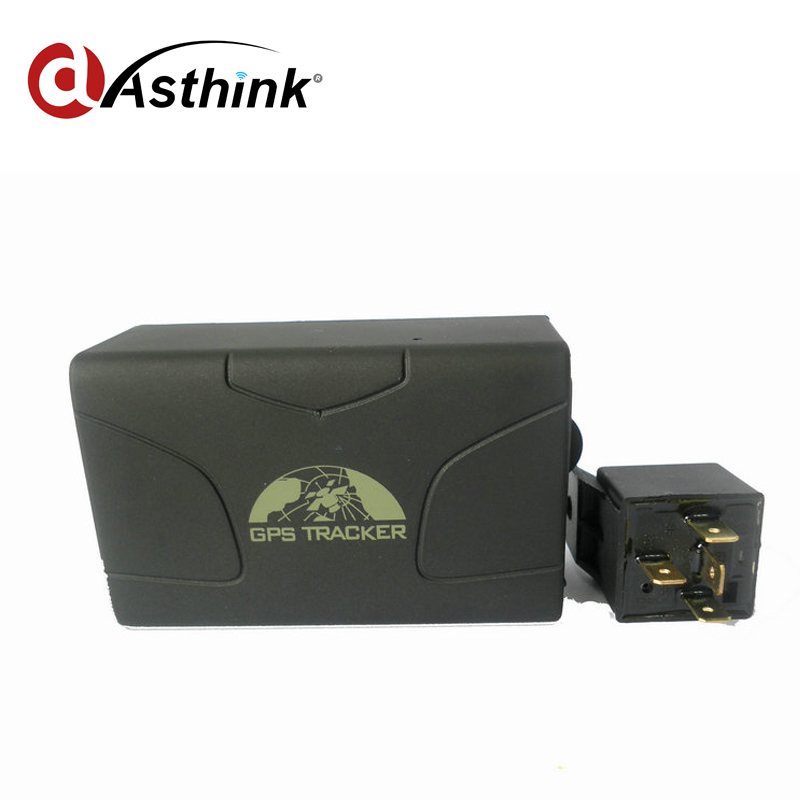 Quad Band Real Time GPS Tracker Coban TK104 GPS104 Vehicle Car Truck Waterproof 6000mHA Battery Standby