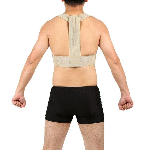 Magic Stick Corpo Elasticidade Cinto Postura Corrector Apoio Postura Ombro Voltar Postura Brace & Suporte Para Das Mulheres Dos Homens Do Corpo