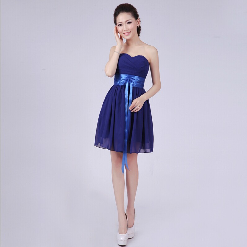 dress types Picture - More Detailed Picture about Navy/Royal Blue ...