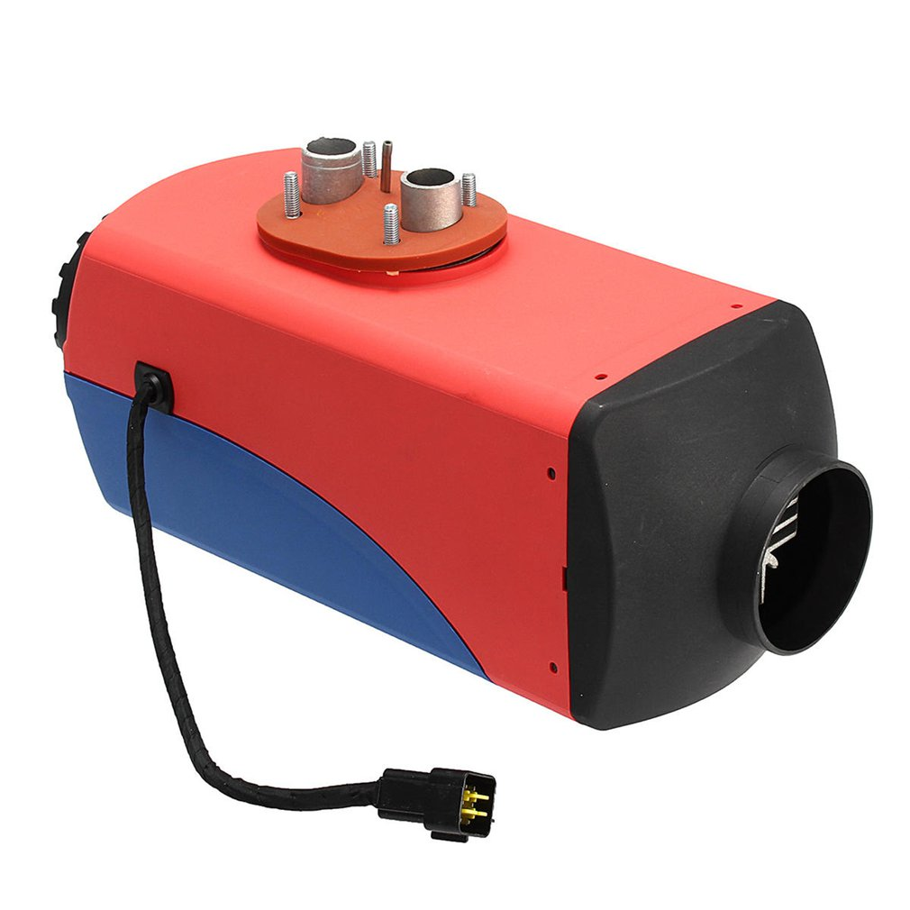 Easy Installation Low Noise Auto Car Heater Diesel Air Heater 12V 5000W Air Parking Heater Warmingt Equipment Set