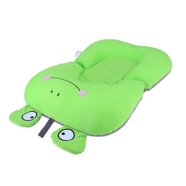 Online Shop Frog Design Foldable Baby Bath Tub Baby Bath Seat ...