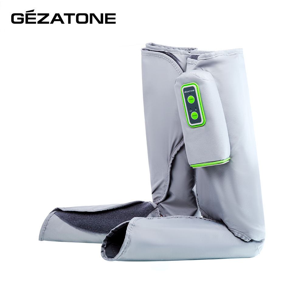 Massage & Relaxation Gezatone 1301145 pressure therapy lymphatic drainage foot massager prevention of varicose veins physical therapy foot massager ultra therapy machine