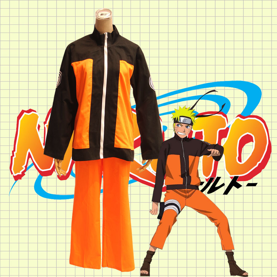 Milky Way Anime The 2nd Hokage Uzumaki Naruto Cosplay Costume For Halloween and Casual Dresses Original Design