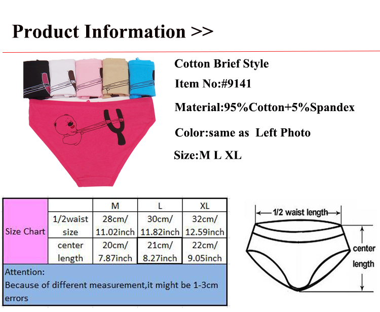 also pack of cute girl brief cotton lady panties women bikini rh dhgate