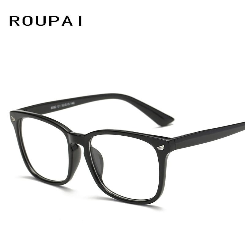 Beste Klare Brillenfassungen Zeitgenössisch - Benutzerdefinierte ...