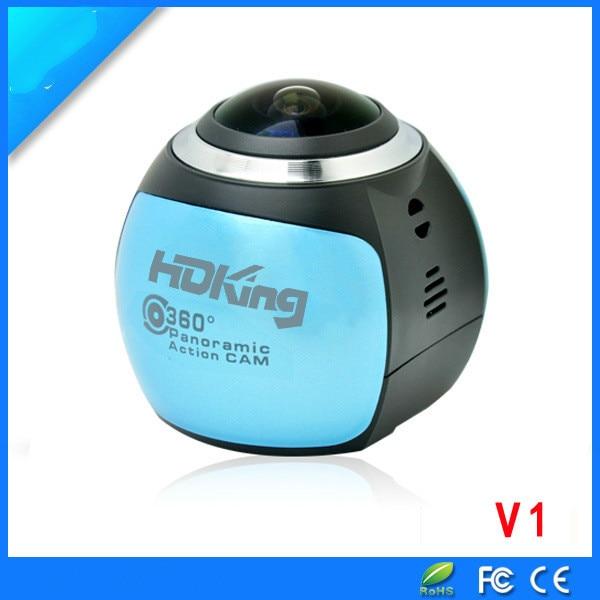 360 panoramische camera reizende datarecorder VR virtual reality - Draagbare audio en video - Foto 3