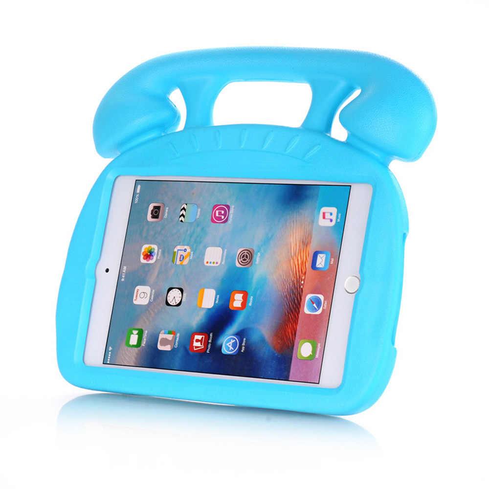 لباد حالة مصغرة لطيف الهاتف الاطفال ودية غير سامة إيفا رغوة للصدمات حامل الحالات غطاء لباد البسيطة 1/2/3/4 كابا كوكه