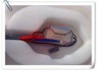 Laser epilator parts handle ipl shr hand piece for beauty machine parts