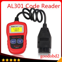 For Autel AutoLink AL301 OBDII CAN Code Reader Clear DTCs Easiest Diagnostic Scan Tool Read and Clear Diagnostic Trouble Codes