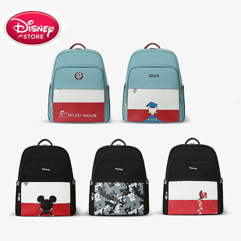 Disney Duck Mommy Diaper Bag Large Capacity Baby Nappy Bags Desiger Nursing Bag Fashion Travel Backpack Baby Care Bag For MomDisney Duck Mommy Diaper Bag Large Capacity Baby Nappy Bags Desiger Nursing Bag Fashion Travel Backpack Baby Care Bag For Mom