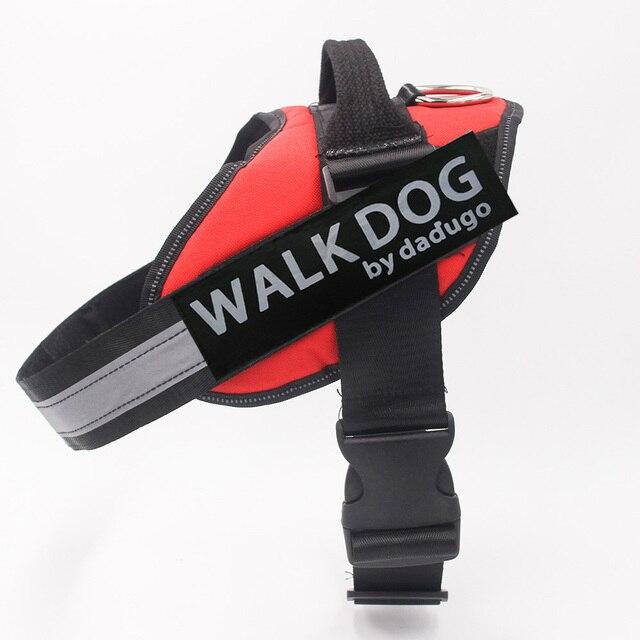 Dadugo Cablaggio Del Cane Riflettente Regolabile Cablaggio dell'animale domestic