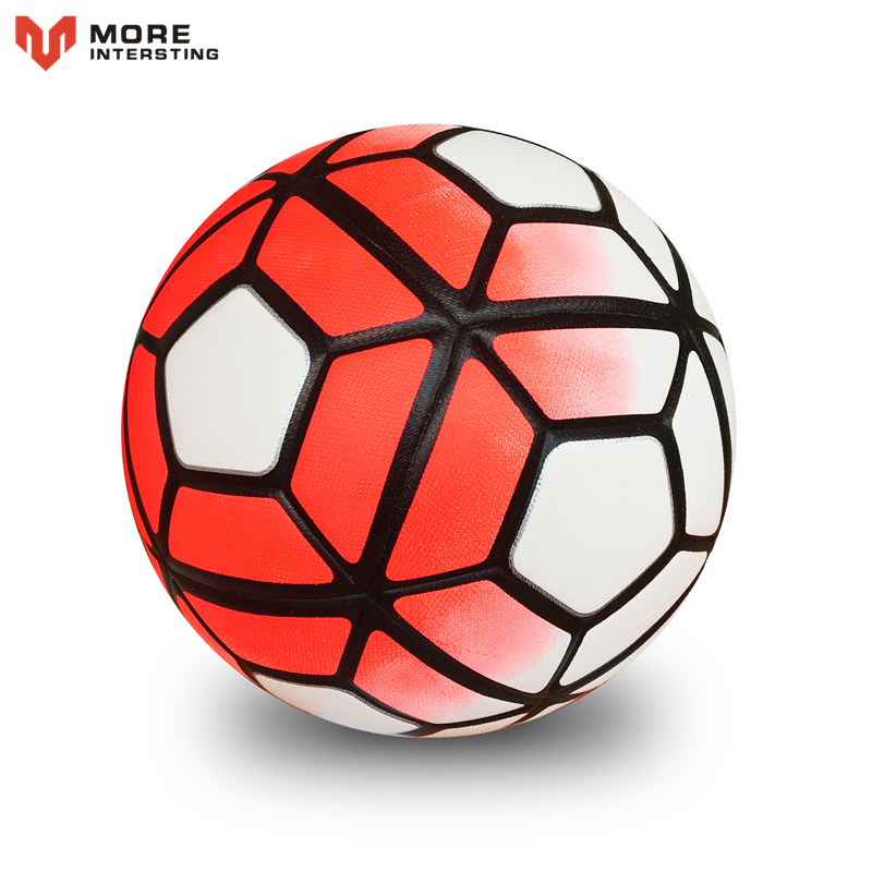 Size 5 Size 4 Seamless PU Football Ball Anti-slip Granules Soccer Ball High Quality For Game Match Training Youth Kids 1