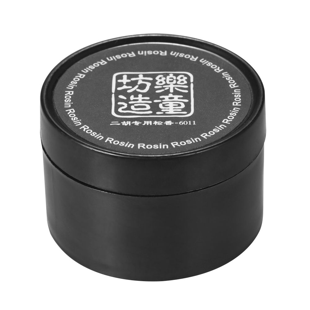 Black Rosin Resin Colophony Low Dust Handmade With Plastic Box Universal For Bowed String Instruments Violin Viola Cello Erhu