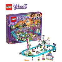 Lego amis briques de construction jouet Parc D'attractions Montagnes Russes blocs de Construction Jouet pour enfants LEGC41130