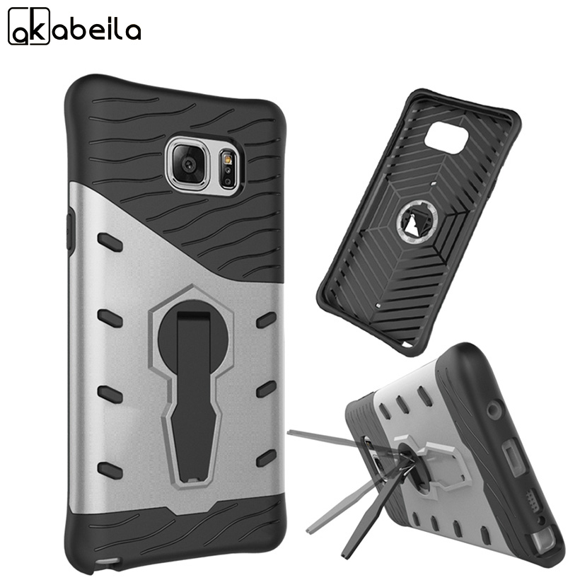 AKABEILA <font><b>Cell</b></font> <font><b>Phone</b></font> <font><b>Case</b></font> For Samsung Galaxy NoteV N9200 Covers Note5 Note V N920 Note 5 N9208 Bags Silicone PC Armor Shell Cover