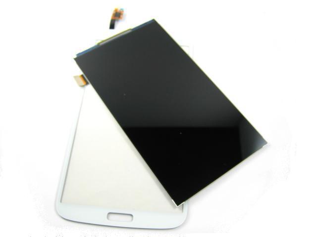 Замена ЖК-Дисплей + Сенсорный Экран Digitizer для Samsung Galaxy Mega 6.3 GT-i9200 i9205 Белый